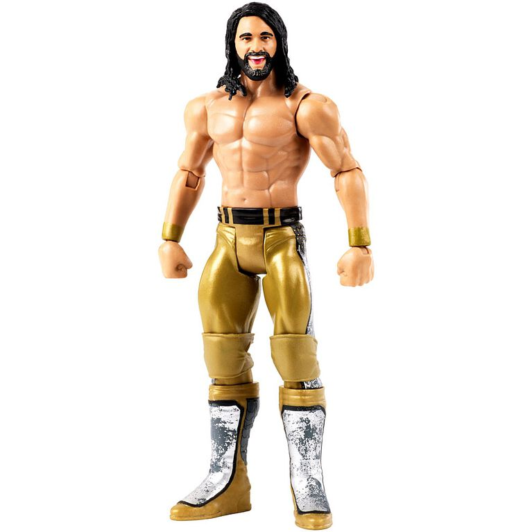 WWE Wrestlemania Seth Rollins Action Figure