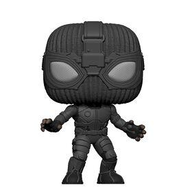 Figurine en vinyle Spider-Man Stealth Suit de Marvel par Funko POP!.