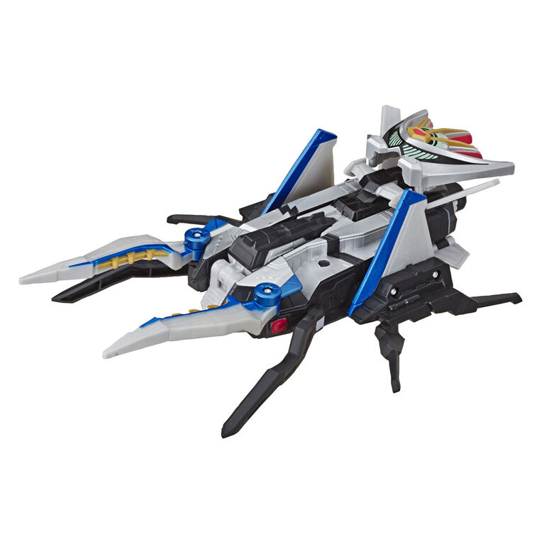 Power Rangers Beast Morphers Beast Jet Converting Zord