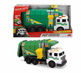 Dickie Toys - Action Series Garbage truck