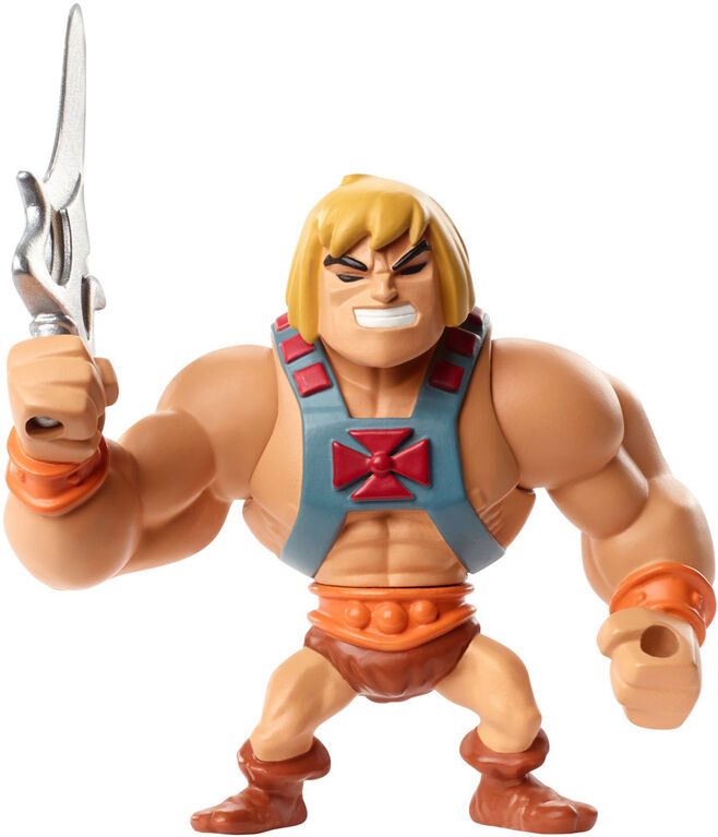 Masters of the Universe Mini Figure - Styles may vary