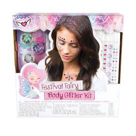 Festival Fairy Body Glitter Kit