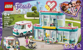 LEGO Friends L'hôpital de Heartlake City 41394