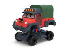 Robocar Poli - Transforming Robot Poacher