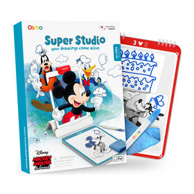 OSMO Super Studio - Mickey Mouse Expansion - Édition anglaise