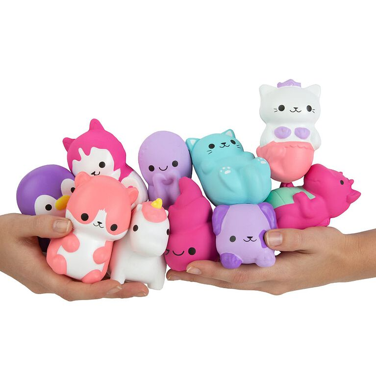 Soft'n Slo Squishies 12 Piece Collector Pack