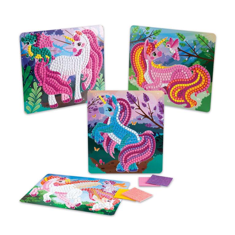 Sticky Mosaics® Unicorns