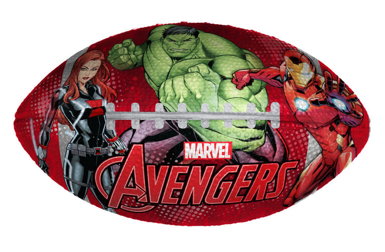 Avengers Jr Foam Football