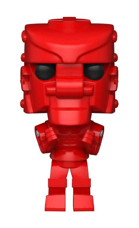 Figurine en Vinyle Red Rocker par Funko POP! Rock 'Em Sock 'Em