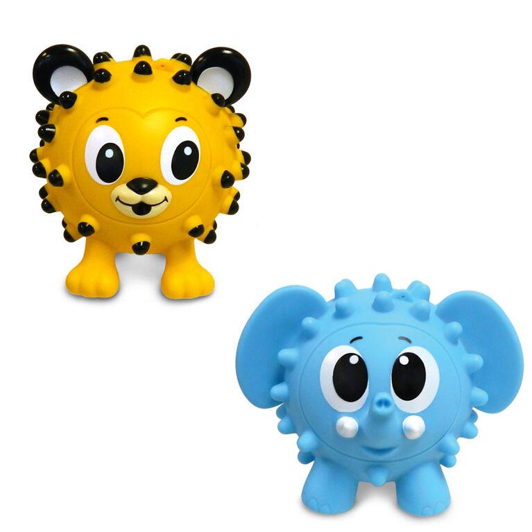 Balles sensorielles d'animaux Little Tikes