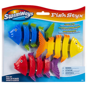3 Pack Fish Styx