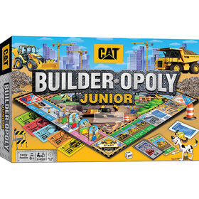 Masterpieces Puzzle Caterpillar Opoly Junior Board Game