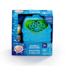 Out and About Bubble Machine Blue