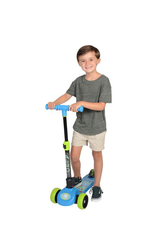 Flybar Aero 3-Wheel Scooter (Blue)