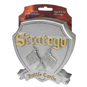 Stratego Battle Cards Game