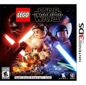 Nintendo 3DS - LEGO Star Wars: The Force Awakens