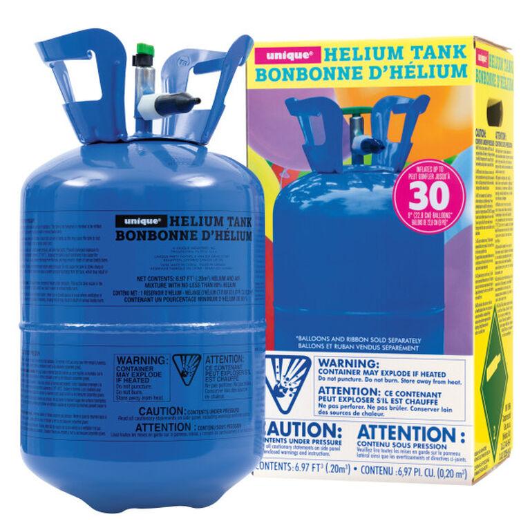 Helium Tank 15L