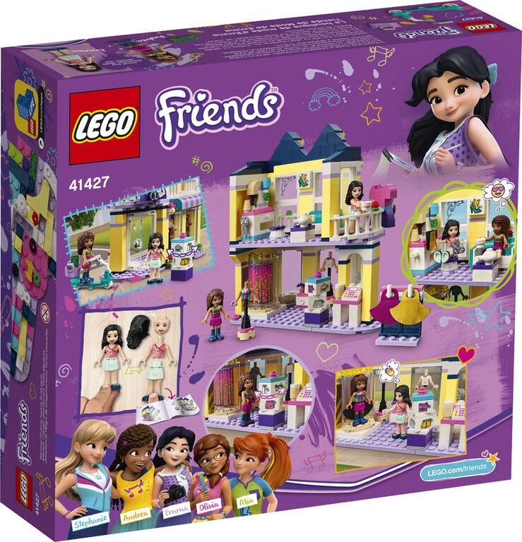 LEGO Friends La boutique de mode d'Emma 41427
