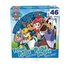 PAW Patrol 46-Piece Floor Puzzle