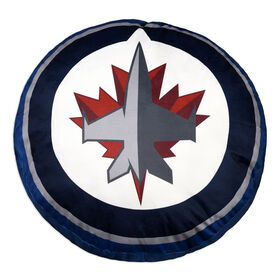 NHL Logo Cushion- Winnipeg Jets