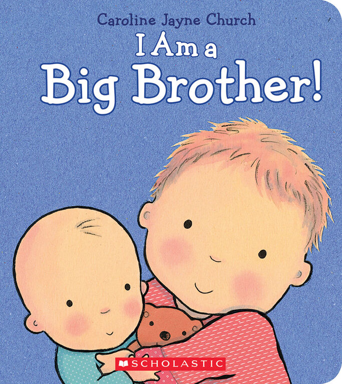 I Am A Big Brother - Édition anglaise