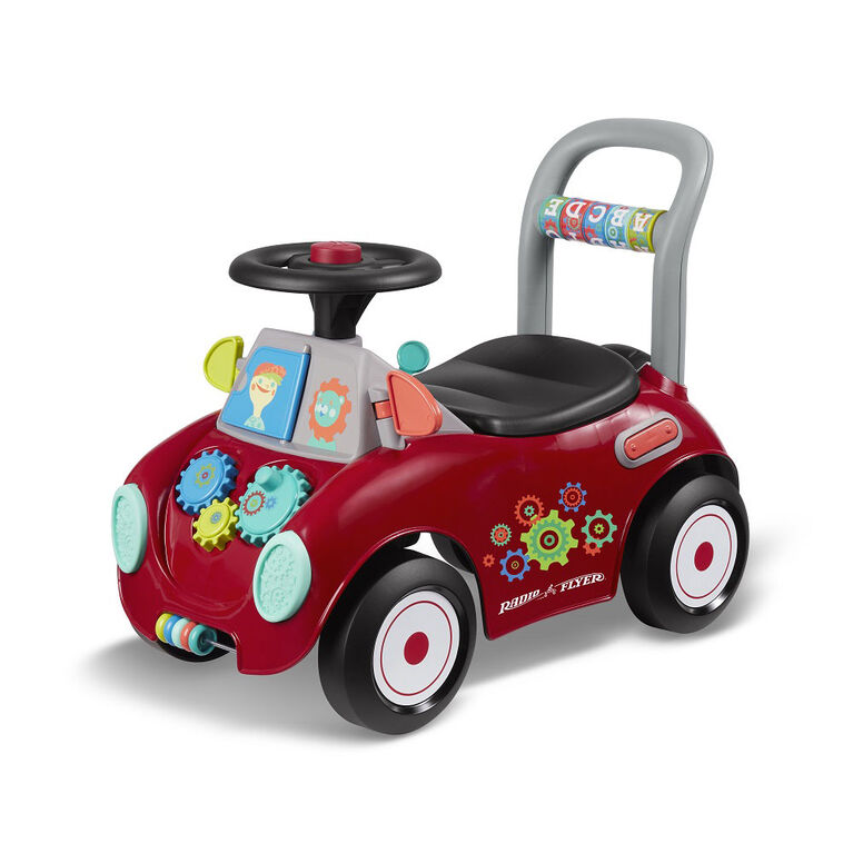 Radio Flyer - Le Busy Buggy - Rouge