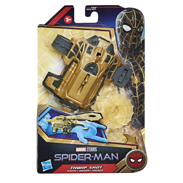 Marvel Spider-Man Thwip Shot Blaster Role Play Toy