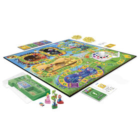 The Game of Life: Super Mario Edition Board Game - English Edition