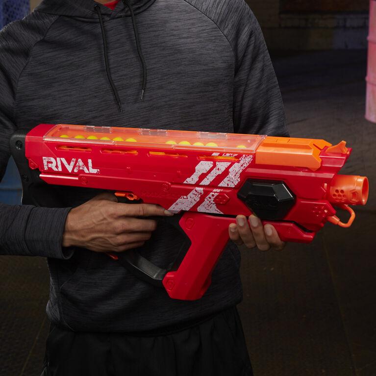Perses MXIX-5000 Nerf Rival Motorized Blaster (red)