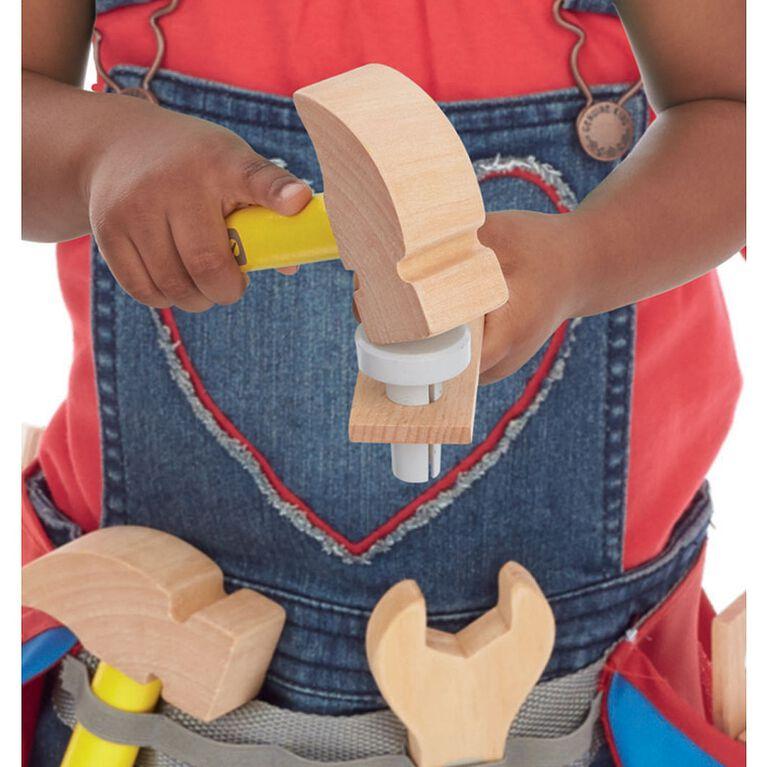 Imaginarium Pretend Carpenter' s Tool Belt