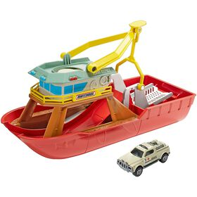 Matchbox - Dunk 'n' Launch Boat