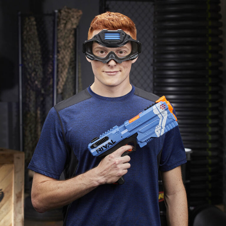 Nerf Rival Kronos XVIII-500 Battle Set (blue)