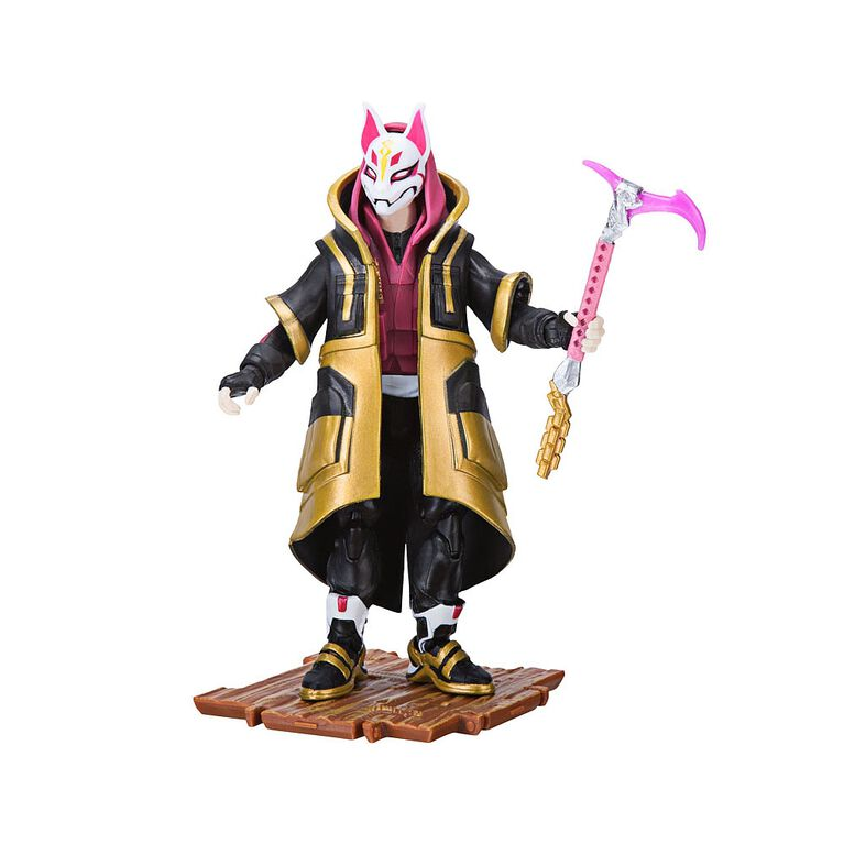 Fortnite Solo Mode Figure Drift 1 Figure Pack