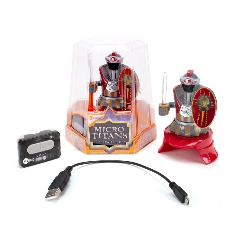 Hexbug Micro Titans - Centurion
