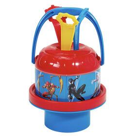 Spider-Man No-Spill Bubble Bucket