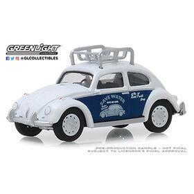 1:64 Green Light Life - Volkswgen Classic Beetle
