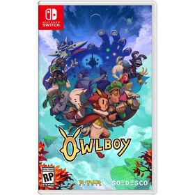 Nintendo Switch - Owl Boy