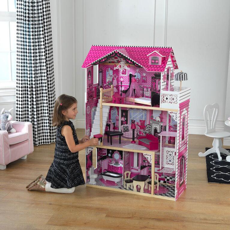 KidKraft - Maison de poupée Amelia