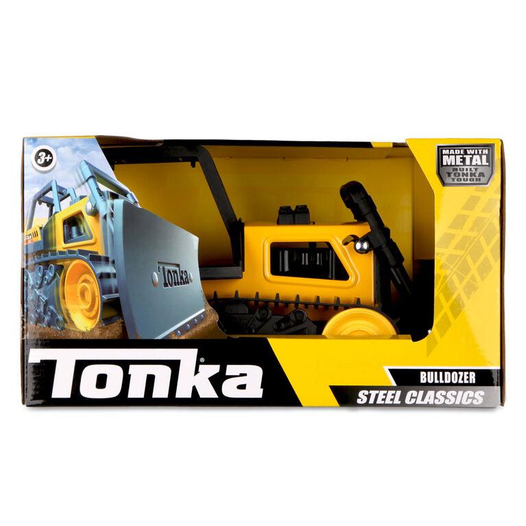 Tonka - Steel Classics Bull Dozer