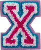 Patches: Decorative Letter - X
