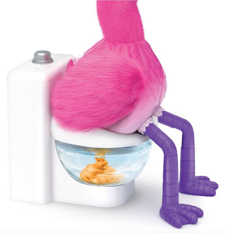 Gotta Go Flamingo de Little Live Pets
