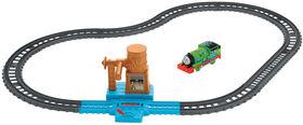 Fisher-Price - Thomas et ses amis - TrackMaster - Coffret Tour d'eau – Édition anglaise