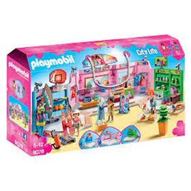 Playmobil - City Life - Shopping Plaza (9078)