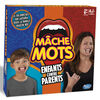 Hasbro Gaming - Speak Out Kids vs Parents Game - French Edition