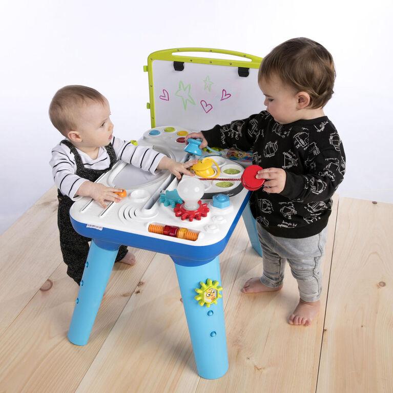 Baby Einstein Curiosity Table Activity Station