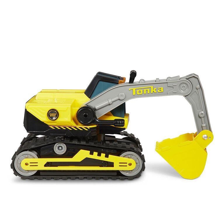 Tonka Power Movers - Excavator