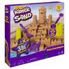 Kinetic Sand - Beach Sand Kingdom Playset with 3lbs of Beach Sand