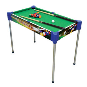 2-in-1 Table & Tabletop  Billiards for Kids