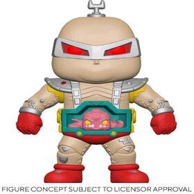 Figurine en Vinyle 6 pouches Krang par Funko POP! Teenage Mutant Ninja Turtles - Notre exclusivité