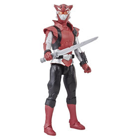 Power Rangers Beast Morphers Cybervillain Blaze 12-inch Action Figure